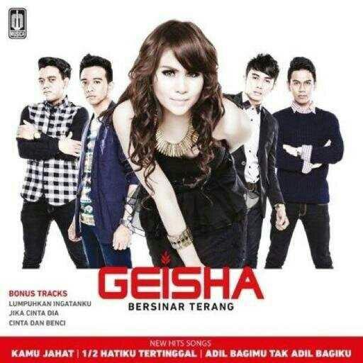 Download Lagu Dangdut Meraih Bintang: Album Geisha Band Bersinar Terang
